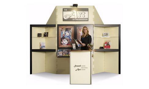 Infowand | Madrene Display & Stand-art